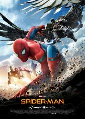 Plakatmotiv: Spider-Man: Homecoming