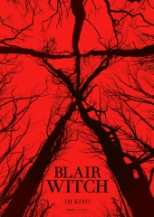 Plakatmotiv: Blair Witch