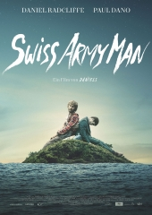 Plakatmotiv: Swiss Army Man