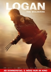 Plakatmotiv: Logan - The Wolverine