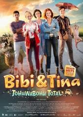 Plakatmotiv: Bibi & Tina - Tohuwabohu Total