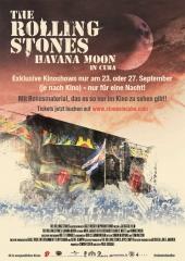 Plakatmotiv: Havana Moon - The Rolling Stones Live in Cuba