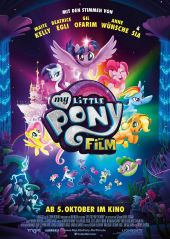 Plakatmotiv: My Little Pony: The Movie
