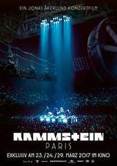 Plakatmotiv: Rammstein: Paris