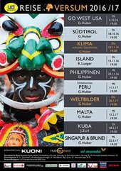 Plakatmotiv: Reiseversum: Singapur & Brunei