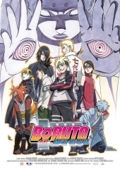 Plakatmotiv: Boruto: Naruto the Movie