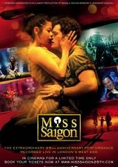 Plakatmotiv: 25 Jahre - Miss Saigon