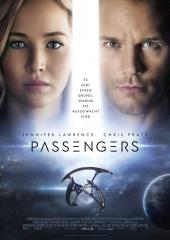 Plakatmotiv: Passengers 3D