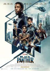 Plakatmotiv: Black Panther 3D