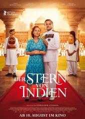 Plakatmotiv: Der Stern von Indien