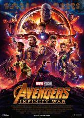 Plakatmotiv: Avengers: Infinity War 3D