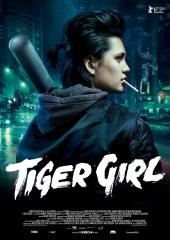 Plakatmotiv: Tiger Girl