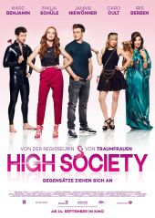 Plakatmotiv: High Society - Gegensätze ziehen sich an