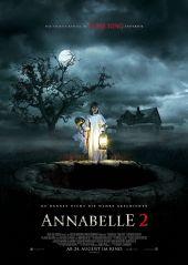 Plakatmotiv: Annabelle 2