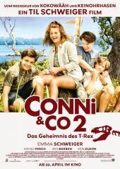Plakatmotiv: Conni & Co 2 - Das Geheimnis des T-Rex