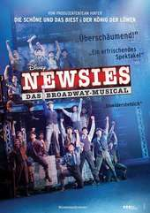 Plakatmotiv: Disney Newsies: Das Broadway-Musical
