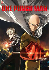 Plakatmotiv: Anime Night 2017: One Punch Man