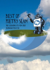 Plakatmotiv: Best of Poetry Slam im Ruhr Park