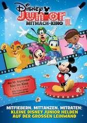 Plakatmotiv: Disney Junior Mitmachkino 2017