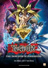 Plakatmotiv: Yu-Gi-Oh! The Dark Side of Dimensions