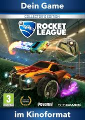 Plakatmotiv: Rocket League auf PS4