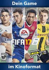 Plakatmotiv: FIFA 17 Turnier 2vs2 auf PS4