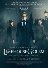 Plakatmotiv: The Limehouse Golem