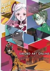 Plakatmotiv: Sword Art Online The Movie: Ordinal Scale