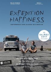 Plakatmotiv: Expedition Happiness