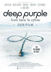 Plakatmotiv: Deep Purple: From Here To inFinite