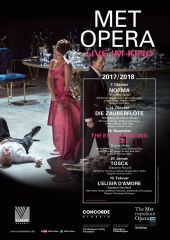 Plakatmotiv: Met Opera 2017/18: The Exterminating Angel (Adès)