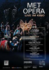 Plakatmotiv: Met Opera 2017/18: Semiramide (Rossini)
