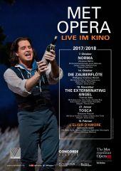 Plakatmotiv: Met Opera 2017/18: L'Elisir D'Amore (Donizetti)