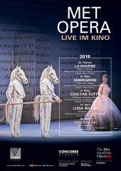 Plakatmotiv: Met Opera 2017/18: Cendrillon (Massenet)
