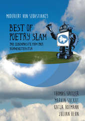Plakatmotiv: Best of Poetry Slam (Teil 2)