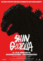 Plakatmotiv: Shin Godzilla