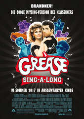 Plakatmotiv: GREASE - Sing-A-Long