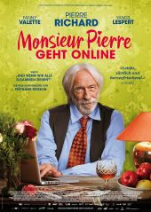 Plakatmotiv: Monsieur Pierre geht online