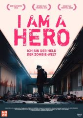 Plakatmotiv: Anime Night: I Am a Hero