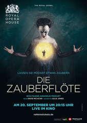 Plakatmotiv: Royal Opera House 2017/18: Die Zauberflöte