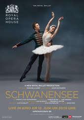Plakatmotiv: Royal Opera House 2017/18: Schwanensee