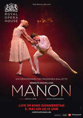 Plakatmotiv: Royal Opera House 2017/18: Manon