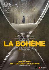 Plakatmotiv: Royal Opera House 2017/18: La Bohème