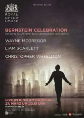 Plakatmotiv: Royal Opera House 2017/18: Bernstein Celebration