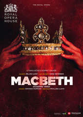Plakatmotiv: Royal Opera House 2017/18: Macbeth