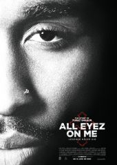 Plakatmotiv: All Eyez on me