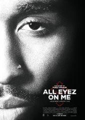 Plakatmotiv: All Eyez on me