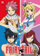Plakatmotiv: Anime Night: Fairy Tail: Episoden 1 - 3