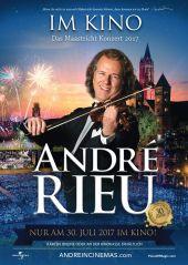 Plakatmotiv: André Rieu's Maastricht Konzert 2017