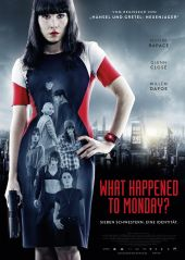 Plakatmotiv: What Happened to Monday?